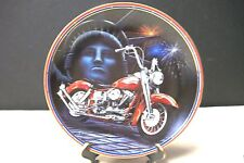 Easyriders Plate Collection, Symbols of Freedom, Marc Lacourciere Plate #1979DR