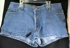 Levi's Shorts Button Fly Blue Denim 13 Jr. 565 Junior