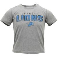 Detroit Lions Youth Kids Size NFL Distressed Team Apparel Athletic T-Shirt New