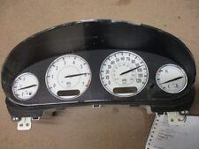 2001 Chrysler LHS Speedometer 99--01