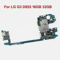 Design Original Main Motherboard Replacement per LG G3 D855 16GB 32GB Unlocked