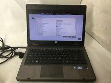 New listing Hp ProBook 6470b Intel Core i5-3340M 2.7Ghz 1gb Ram Laptop Computer -Cz