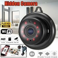 Mini Spy Camera Wireless Wifi IP Security Camcorder HD 1080P Night Vision DV DVR