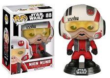 Funko Pop Star Wars Ep7 Nien Nunb W/ Helmet #88