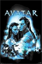AVATAR ~ EMBRACE 22x34 MOVIE POSTER James Cameron NEW/ROLLED!