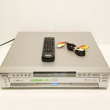 SONY DVP-NC665P DVD CD Player Five Disc carousel W/ Remote Control Clean Tested