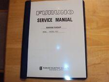 Furuno Radar 1622  service manual  copy