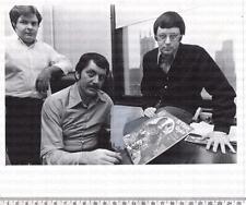 R Dean Taylor RARE 1971 Detroit Press Photo - Hugh Grannum - Motown / Rare Earth