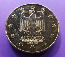 Médaille de table sur l'Europe des 12 (Alemagne)