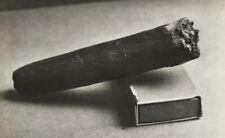 1940s Brassai Original Photo Gravure Of Pablo Picasso 1941 Wood Cigar Sculpture