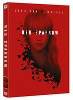 Red Sparrow (Dvd - Editoriale) Nuovo sigillato