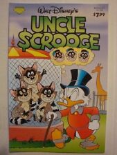 Gemstone UNCLE SCROOGE Comic # 368 RARE~ NM / UNREAD ~ Beagle Boys