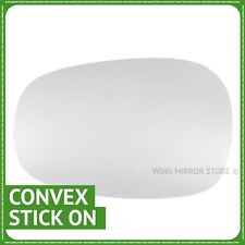 BMW 3 series 2009-2012 right side heated convex mirror glass /& plate 308RSHP