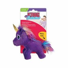 KONG Enchanted Buzzy Unicorn Cat Toy  Free Shipping