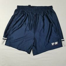 Mens Tommy Hilfiger Athletics Shorts Size Large Navy Blue Stretch Waist