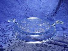 Fire King Sapphire Blue Oven Glass Trivet