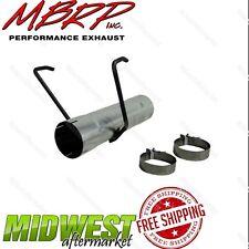 "MBRP 17"" Diesel Muffler Delete 4"" Pipe For 2007-2008 Dodge Ram 2500 3500 Cummins"