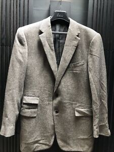RALPH LAUREN Purple Label Men's Jacket Made In Italy