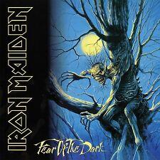 IRON Maiden-paura del buio-NUOVO DOPPIO 180g VINILE LP