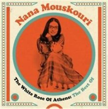 The White Rose of Athens 0600753473832 by Nana Mouskouri CD