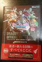 (Used) Dragon Quest 11s Nintendo Switch game Japanese Guide Book