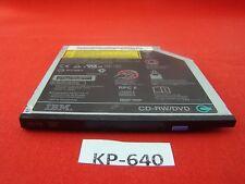 IBM LENOVO thinkpad CD/rw t60 92p6581 ujda 745 #kp-640