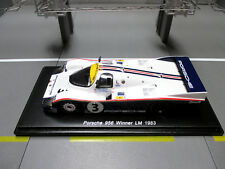 1/43 Porsche 956 #3 vencedores 24h le mans 1983 Spark 43lm83 novedad!