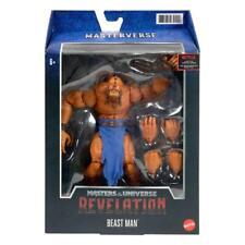Mattel BEAST MAN 2021 REVELATION MASTERVERSE Masters MOTU Action Figure PREORDER