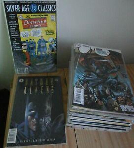 Batman Comic Collection - Mixed lot Part 1