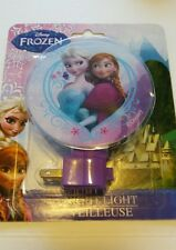 FROZEN ELSA and ANNA  Disney Night Light W/Bulb