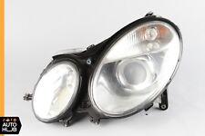 03-06 Mercedes W211 E320 E500 E350 Left Driver Headlight Lamp Halogen OEM