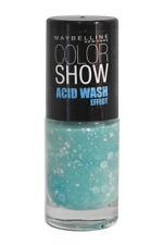 Maybelline Color muestra Lavado Ácido EFECTO LACA DE UÑAS 7ml mint-acid-ittude #