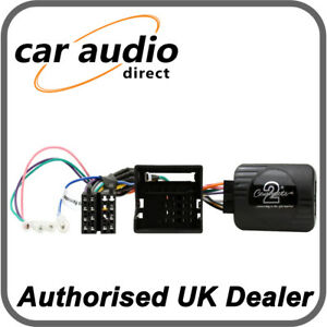 Connects2 CTSVW004.2 VW Golf Passat Touran CAN-BUS Steering Wheel Stalk Adaptor