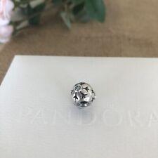 PANDORA Charm. Snow Flake - Sterling Silver.