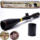6-24X50 AOE Optics Reticle Scope Red/Green Mil Dot Crosshair Air Gun Rifle Scope