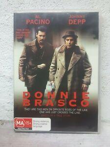 Donnie Brasco_DVD R4_Al Pacino_Gangster Mob Movie