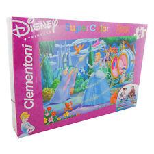 WALT DISNEY Puzzle Cendrillon 40tlg. pour enfants de sol 100x7