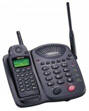 SENAO SN-358 Long Range Distance Cordless Telephone with handset plus org case