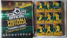 SOCCER FANS L@@K ~ 2017-18 tap n play soccer trading cards complete set + BONUS