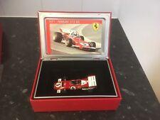 IXO La Storia Ferrari SF07/71 312B2 1971 Nurburgring 1/43 MIB #5GP