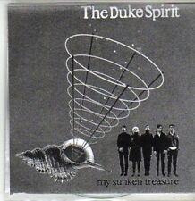 (DA754) The Duke Spirit, My Sunken Treasure - 2008 DJ CD