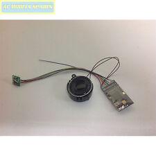 55489 LokSound Decoder ESU LokSound V4.0, 8 Pin Digital Decoder with Sound fo...