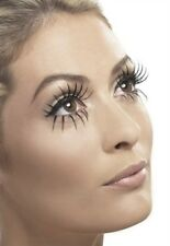 Gothic Manor Ghost Bride Eyelashes Black New Adult Halloween Cristmas Makeup