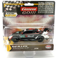 Carrera GO! 64173 Audi RS 5 DTM M.Rockenfeller No.99 1/43 Slot Car