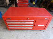 Mac Tools Tool box MB1210 rolling 6 drawers cabinet w/ pull out shelves