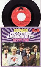 Bee Gees Single Pop Vinyl Records