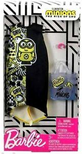 Barbie Fashion MINIONS GRU Outfit