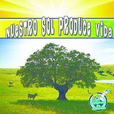 Nuestro sol produce vida (Mi Biblioteca De Ciencias Niveles K-1 (My Science