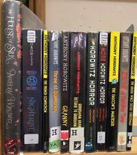ANTHONY HOROWITZ: collection of 11 children's books