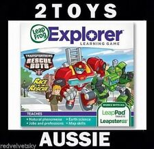LeapFrog Transformers Educational Toys